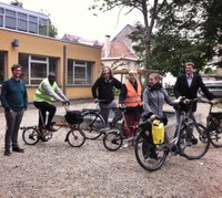 Le Bike Project au CPAS de Jette